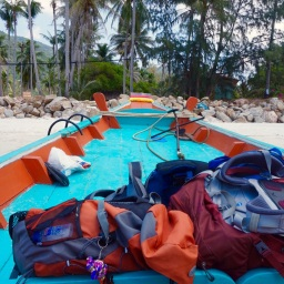 What to pack – Vegan flashpacker