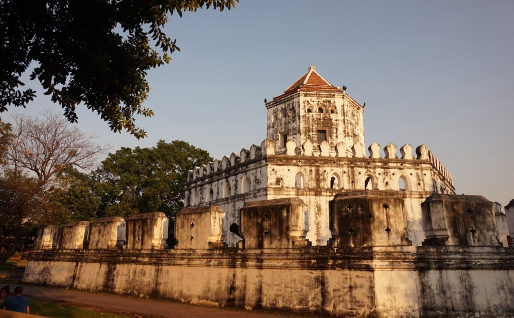 Phra Arthit fort