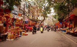 Another new year – Tet in Hanoi