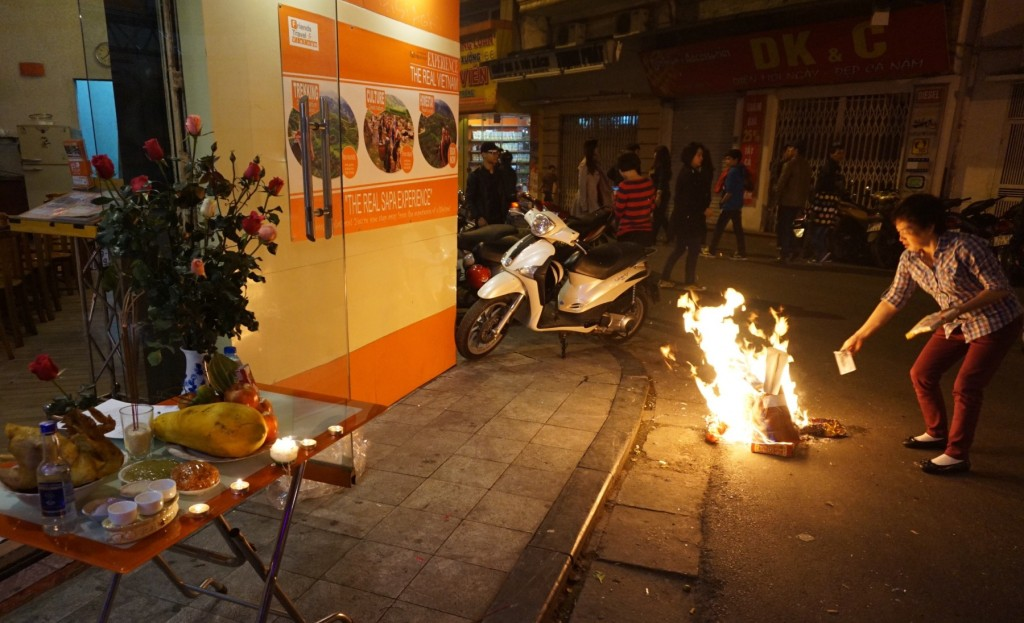 Hanoi tet fire offer
