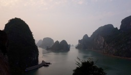 The mystical Halong Bay