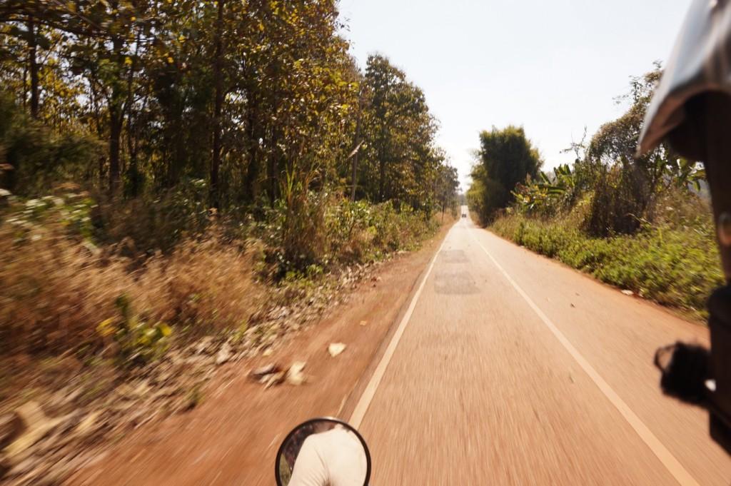 Renting bike Asia thailand