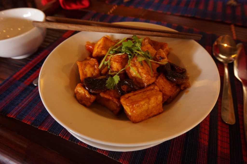 Bamboo Bar Tofu