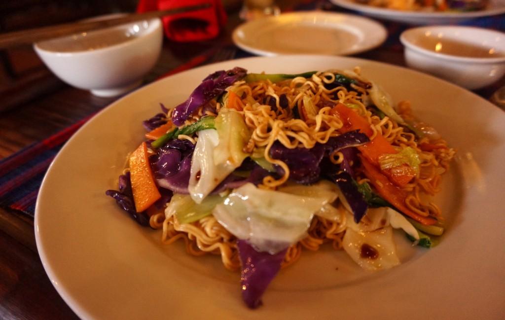 Bamboo Bar Noodles