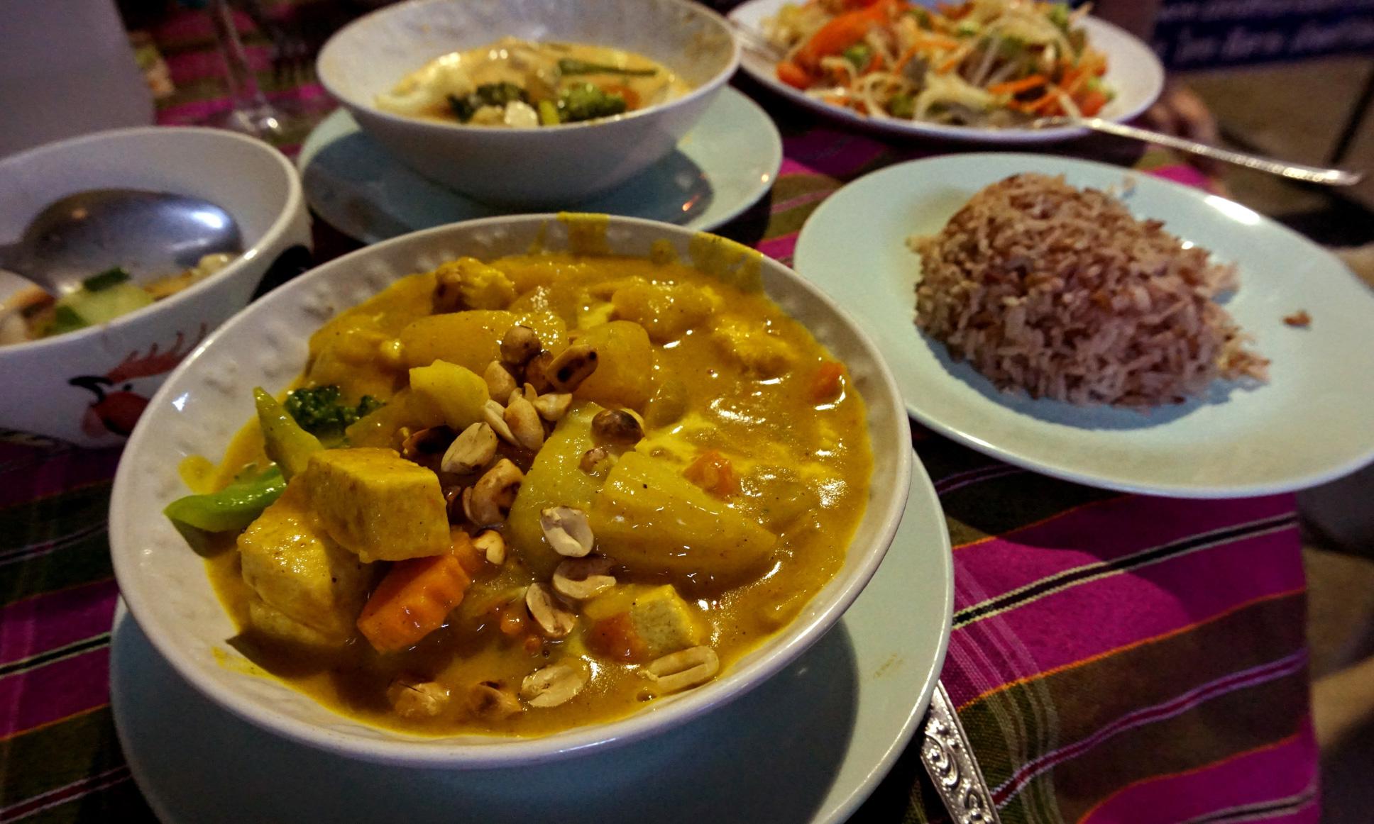 My top 10 vegan Thai food