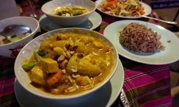 My top 10 vegan Thai food