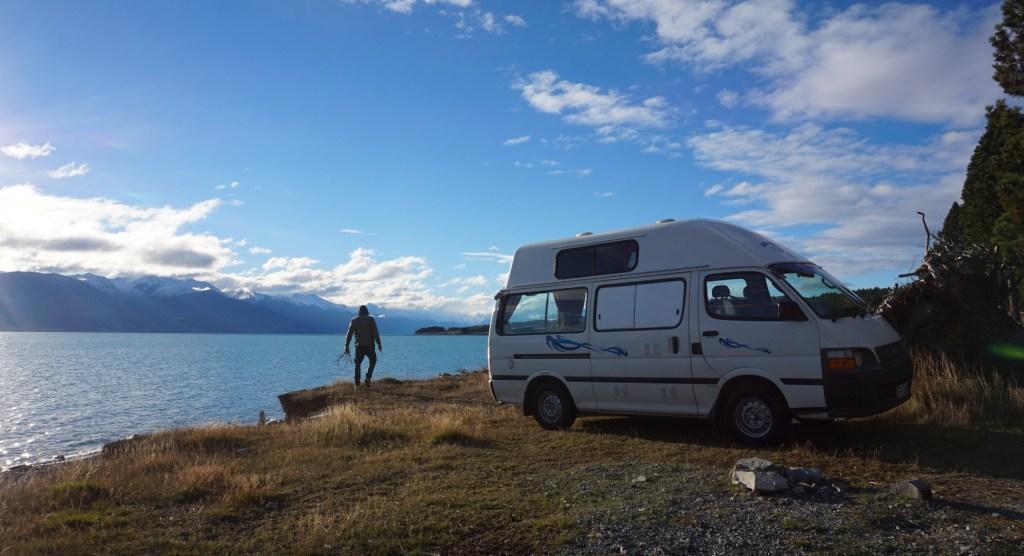 New Zealand - Camper life