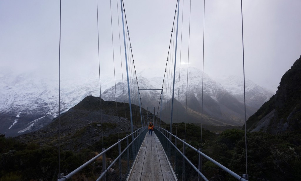 New Zealand - Mt Cook